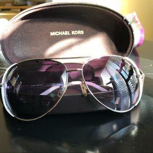 Michale Kors Aviator Sunglasses